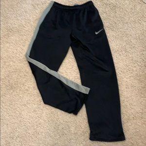 Nike sweat pants men's small